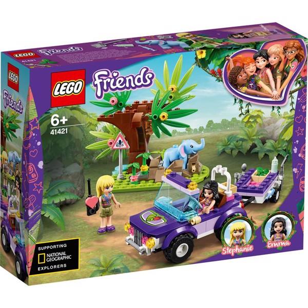 Image of Elefantunge-redning i junglen - 41421 - LEGO Friends (41421)