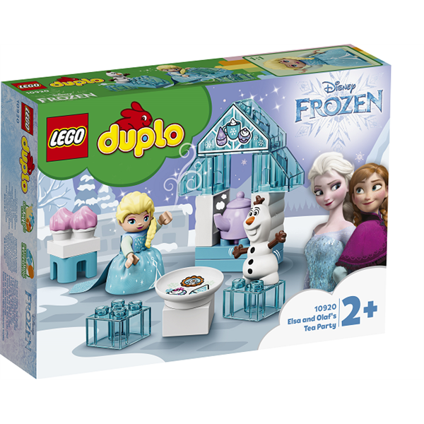 Image of   Elsa og Olafs teselskab - 10920 - LEGO DUPLO