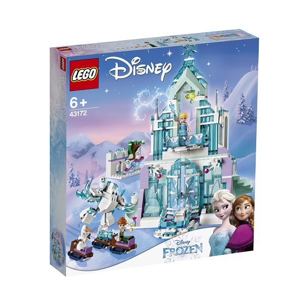 Image of Elsas magiske ispalads - 43172 - LEGO Disney Princess (43172)
