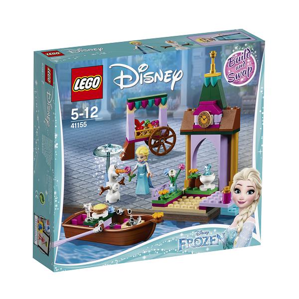 Image of Elsas markedseventyr - 41155 - LEGO Disney Princess (41155)