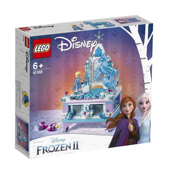 Image of Elsas smykkeskrinsmodel - 41168 - LEGO Disney (41168)
