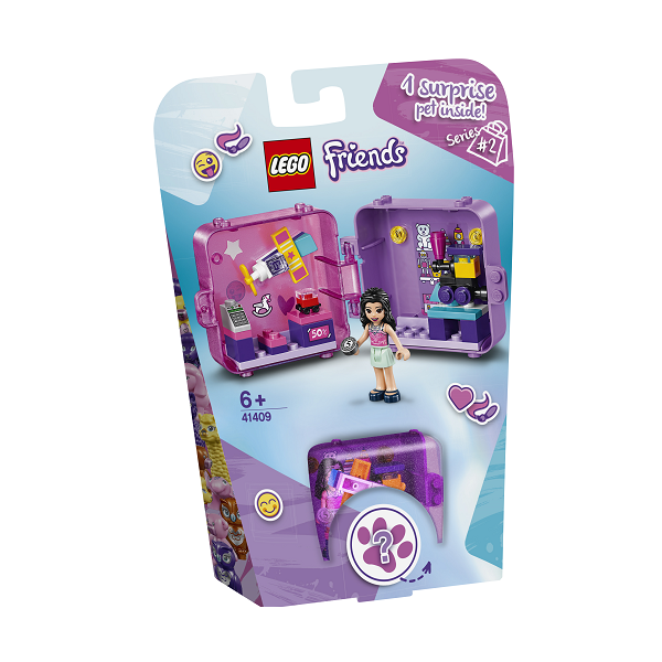Image of Emmas butikslegeboks - 41409 - LEGO Friends (41409)
