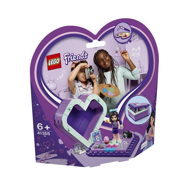Image of Emmas hjerteæske - 41355 - LEGO Friends (41355)