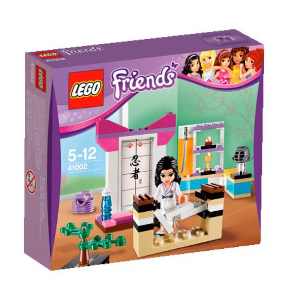 Image of   Emmas karatecenter - 41002 - LEGO Friends