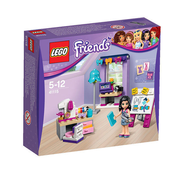 Image of Emmas kreative værksted - 41115 - LEGO Friends (41115)