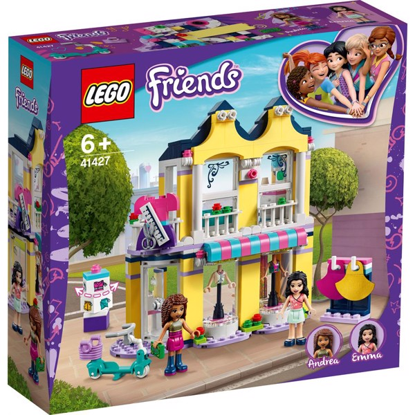 Image of Emmas modebutik - 41427 - LEGO Friends (41427)