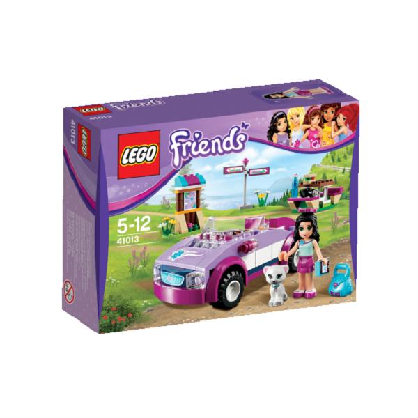 Image of   Emmas sportsvogn - 41013 - LEGO Friends