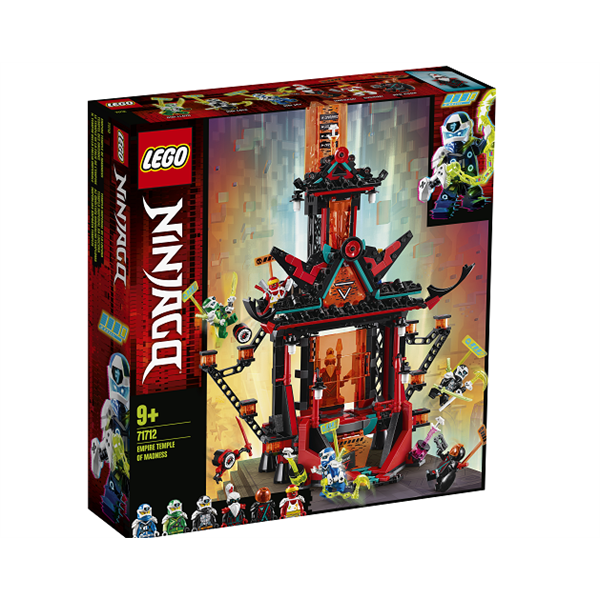 Image of   Empire-vanvidstempel - 71712 - LEGO Ninjago