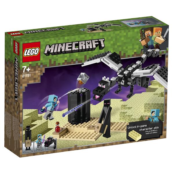 Image of Ender-slaget - 21151 - LEGO Minecraft (21151)