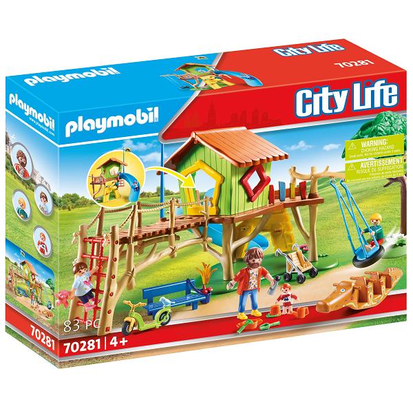 Image of Eventyrlegeplads - PL70281 - PLAYMOBIL City Life (PL70281)