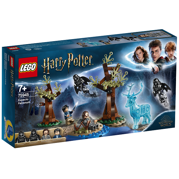 Image of Expecto Patronum - 75945 - LEGO Harry Potter (75945)