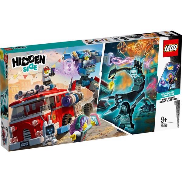 Image of Fantom-brandbil 3000 - 70436 - LEGO Hidden Side (70436)