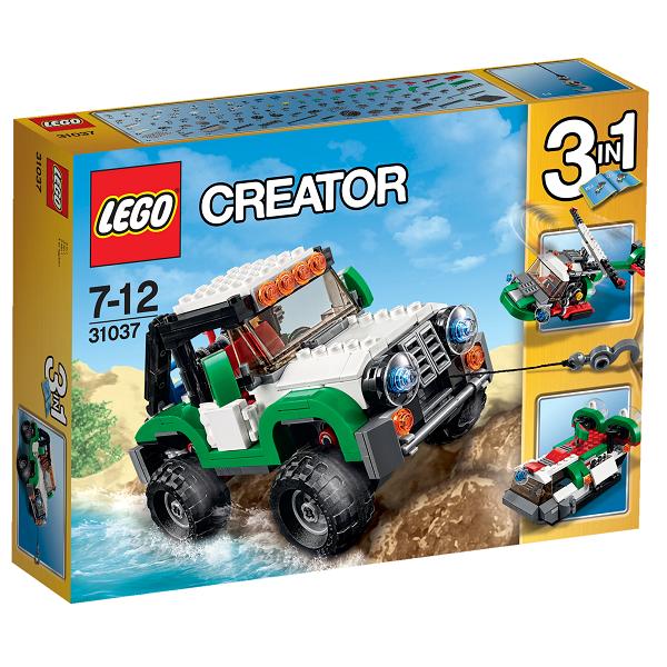 Image of Fartøjer for eventyrere - 31037 - LEGO Creator (31037)