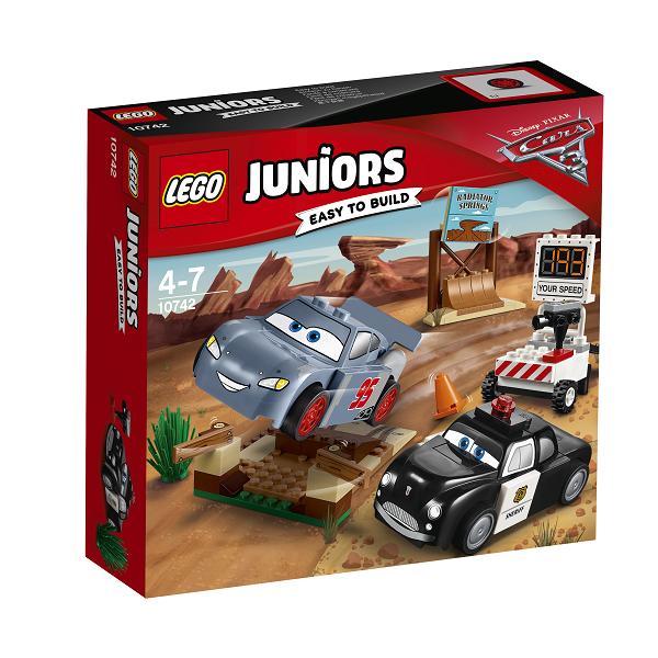 Farttræning i ørkenen - 10742 - LEGO Juniors