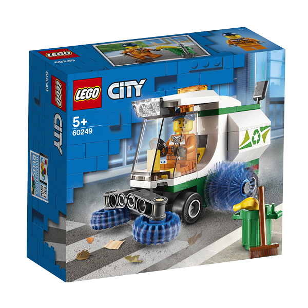 Image of   Fejemaskine - 60249 - LEGO City