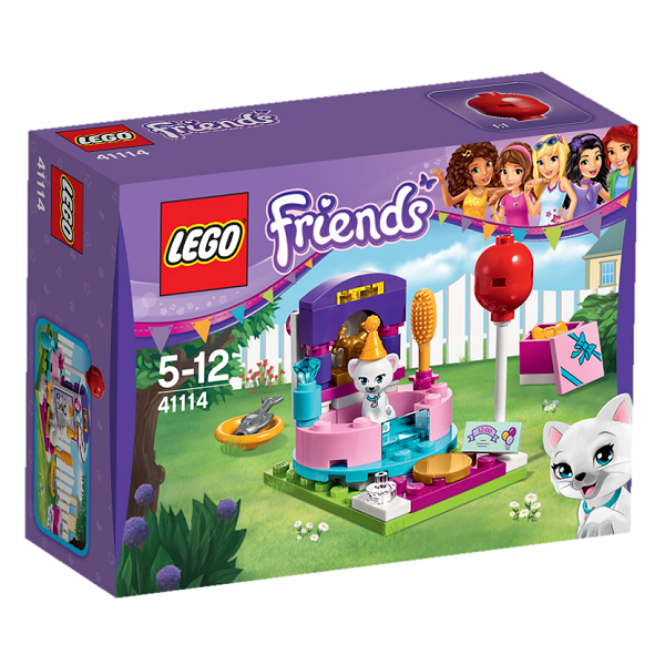Image of   Fest-styling - 41114 - LEGO Friends