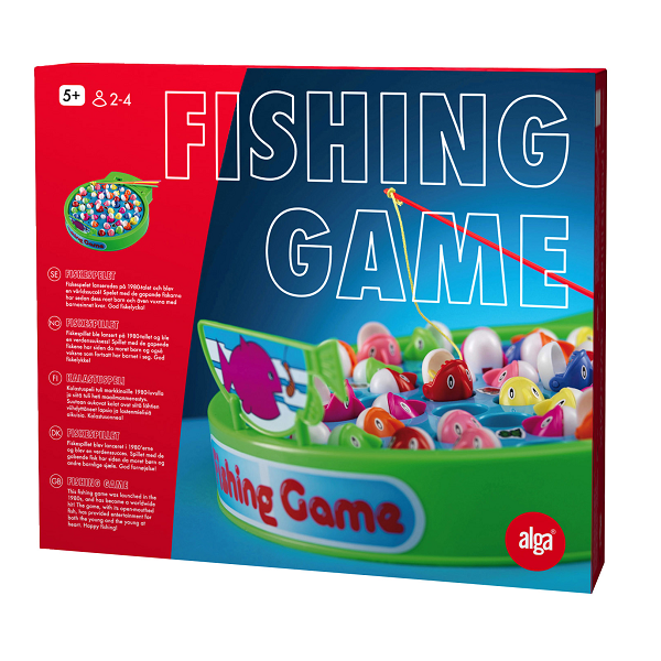 Image of Fiskespillet - Fun & Games (38018922)