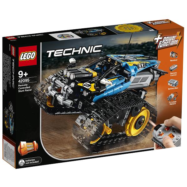 Image of   Fjernbetjent stunt-racerbil - 42095 - LEGO Technic