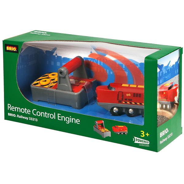 Fjernstyret lokomotiv - 33213 - BRIO Tog