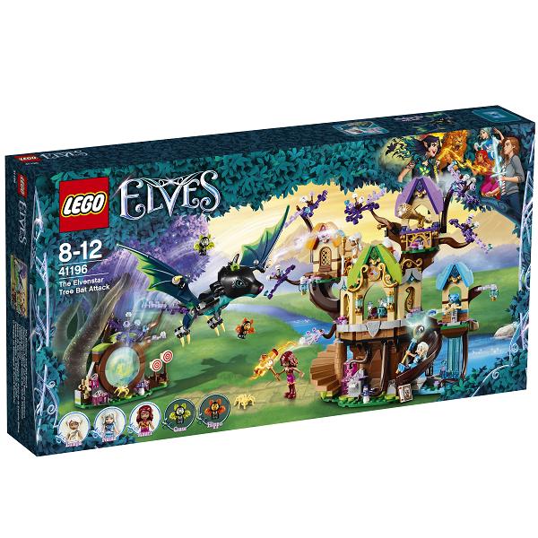 Flagermusangreb ved Elvenstar-træet - 41196 - LEGO Elves