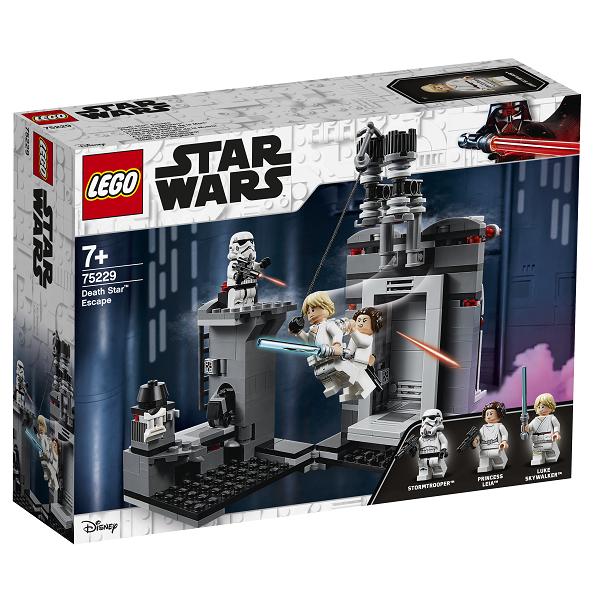 Image of   Flugt fra Dødsstjernen - 75229 - LEGO Star Wars