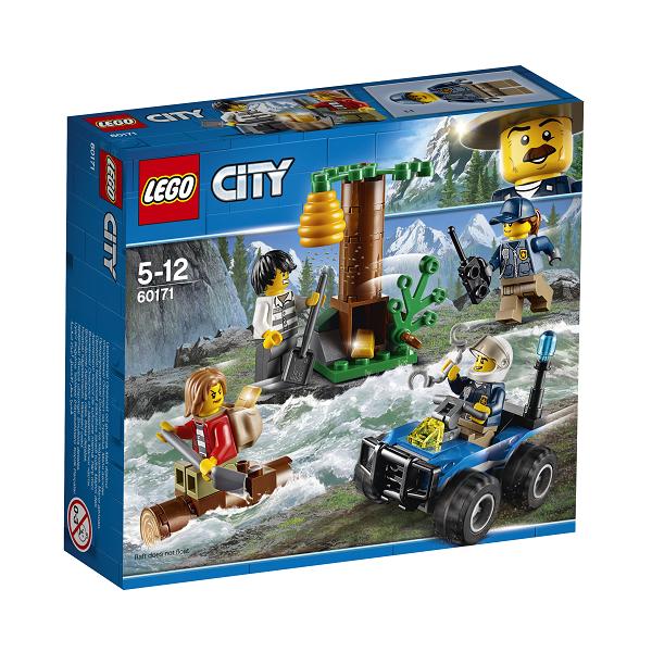 Image of Flygtninge på bjerget - 60171 - LEGO City (60171)