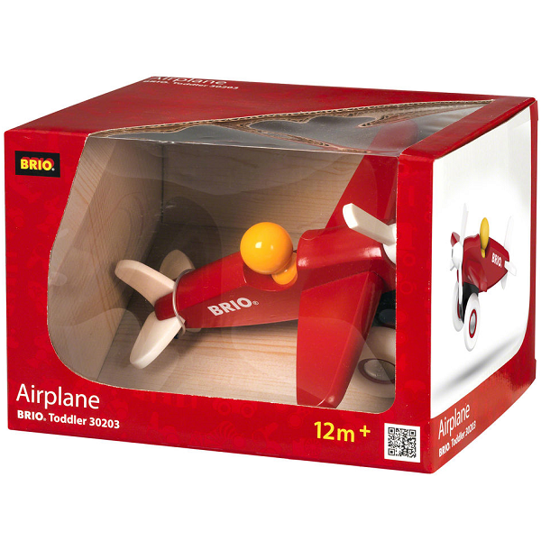 Flyvemaskine - 30203 - BRIO Toddler