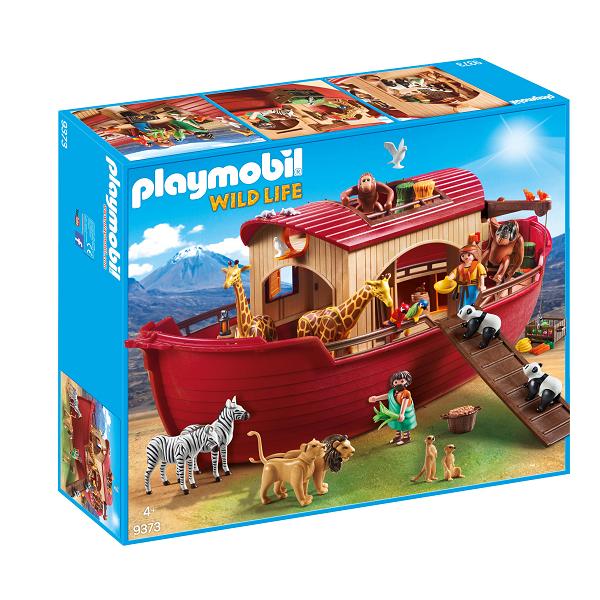 Image of Noah's ark - PL9373 - PLAYMOBIL Wild Life (PL9373)