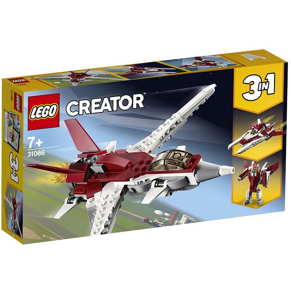 Image of Futuristisk fly - 31086 - LEGO Creator (31086)