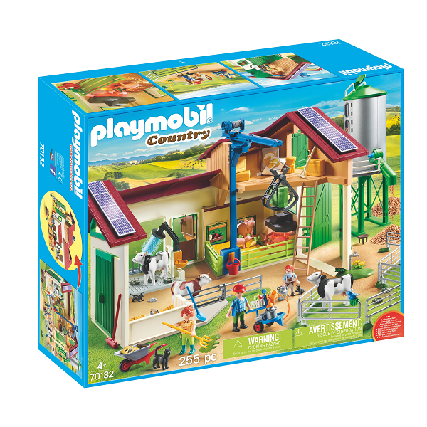 Image of Gård med dyr - PL70132 - PLAYMOBIL Country (PL70132)