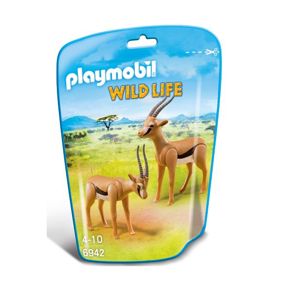 Image of Gazeller - PL6942 - Playmobil Wild Life (PL6942)