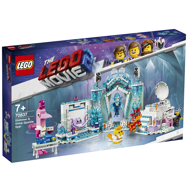 Image of Glitter og glimmer-badet! - 70837 - LEGO Movie 2 (70837)