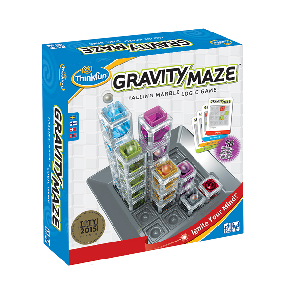 Image of Gravity Maze - Think Fun (15001006)