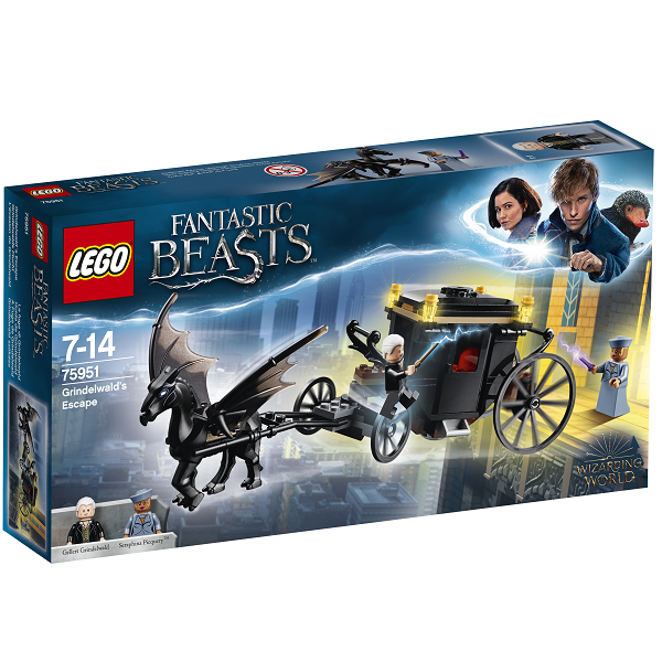 Image of Grindelwalds flugt - 75951 - LEGO Harry Potter (75951)