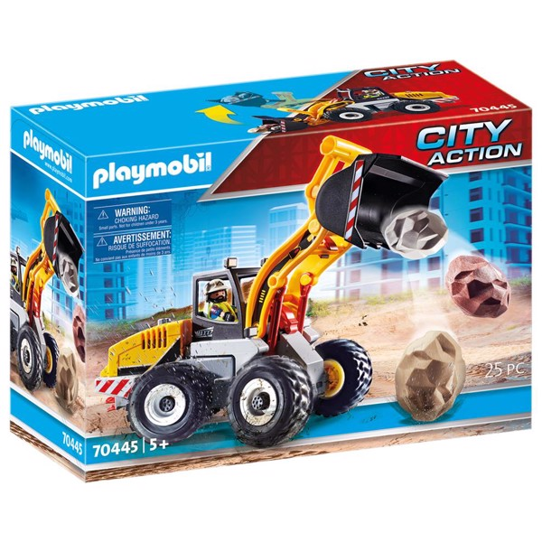Image of Gummiged - PL70445 - PLAYMOBIL City Action (PL70445)