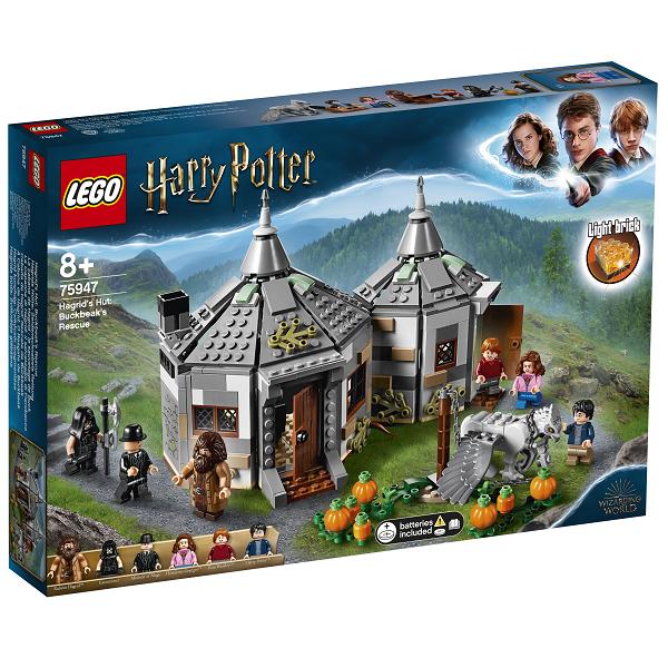 Image of Hagrids hytte: Stormvinds redning - 75947 - LEGO Harry Potter (75947)