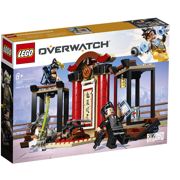 Image of   Hanzo vs. Genji - 75971 - LEGO Overwatch