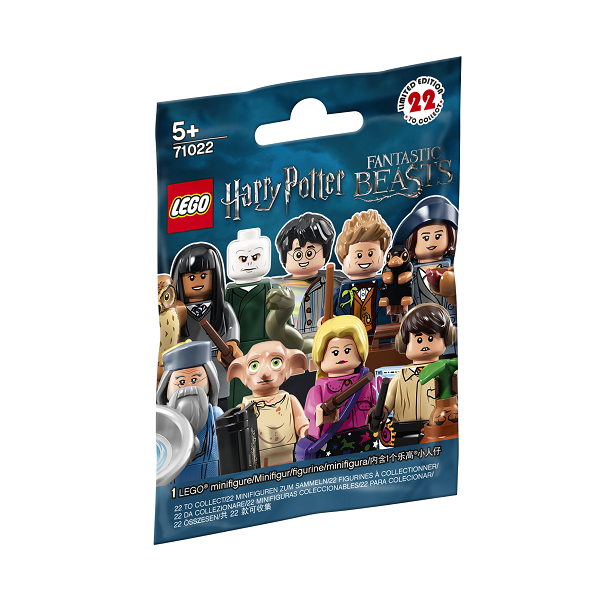 Image of Harry Potter - series 1 - 71022 - LEGO Minifigures (71022)