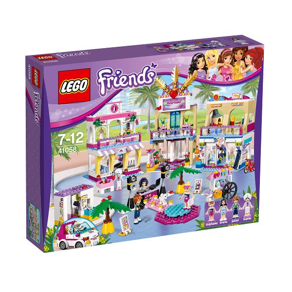 Image of   Heartlake butikscenter - 41058 - LEGO Friends