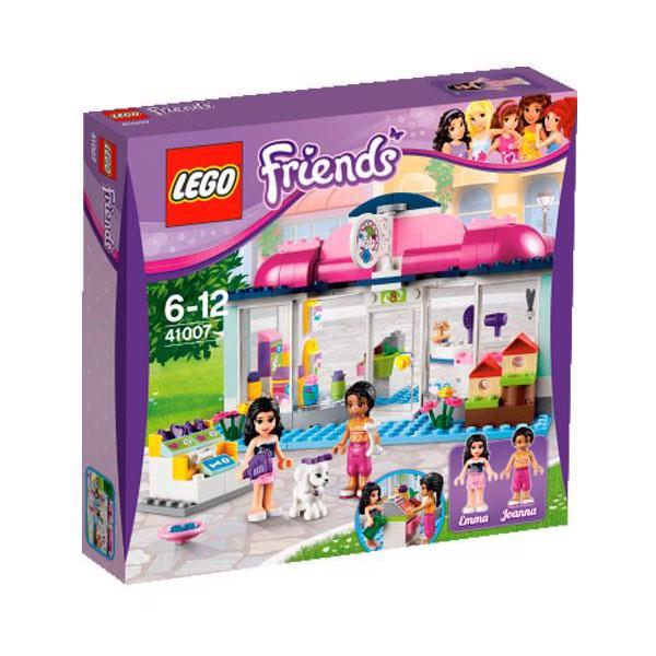 Image of   Heartlake hundesalon - 41007 - LEGO Friends