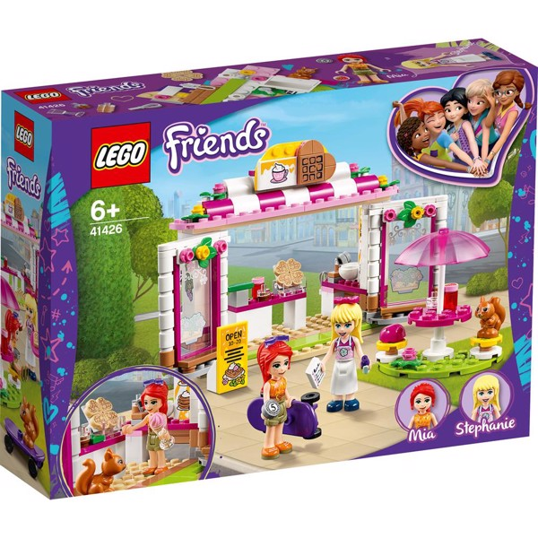 Image of Heartlake parkcafé - 41426 - LEGO Friends (41426)