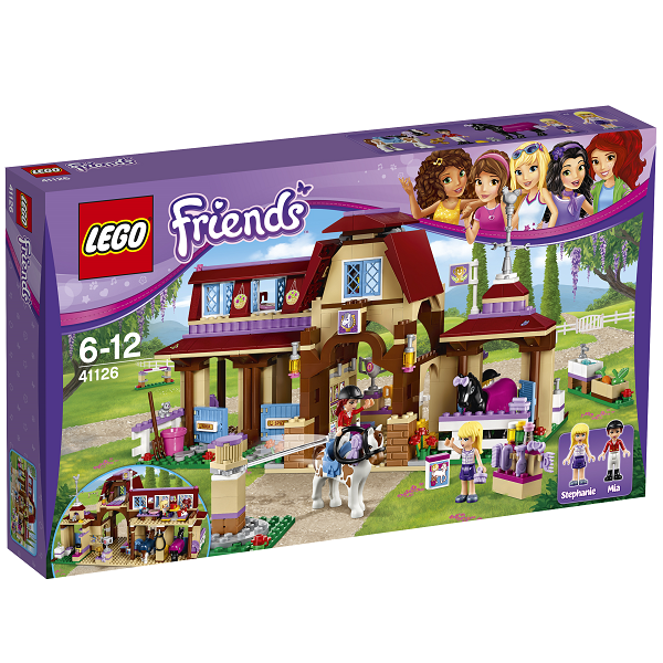Image of Heartlake rideklub - 41126 - LEGO Friends (41126)
