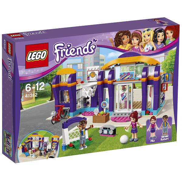 Image of   Heartlake sportscenter - 41312 - LEGO Friends