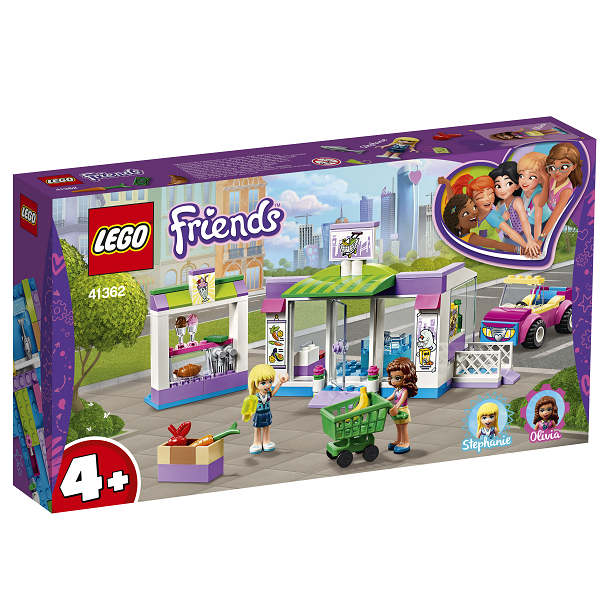 Image of   Heartlake supermarked - 41362 - LEGO Friends