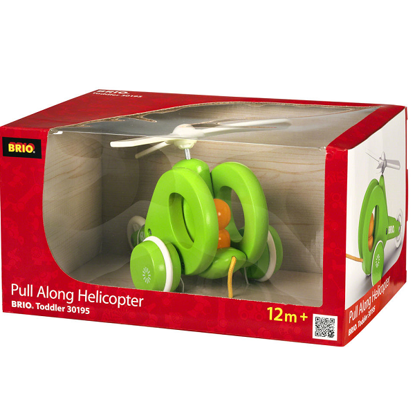 Image of Helikopter - 30195 - BRIO Toddler (30195)