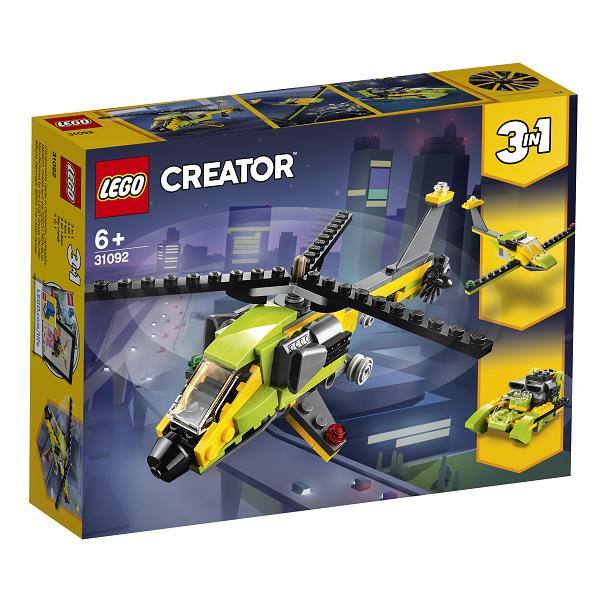 Image of Helikoptereventyr - 31092 - LEGO Creator (31092)