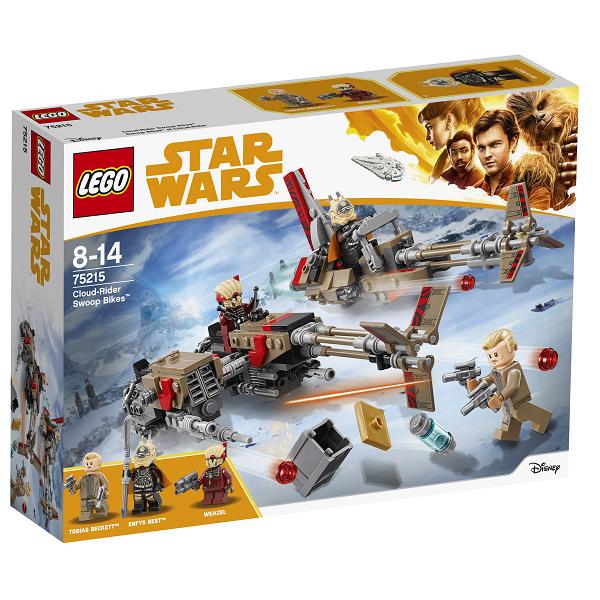 Image of Himmelrytternes swoopcykler - 75215 - LEGO Star Wars (75215)