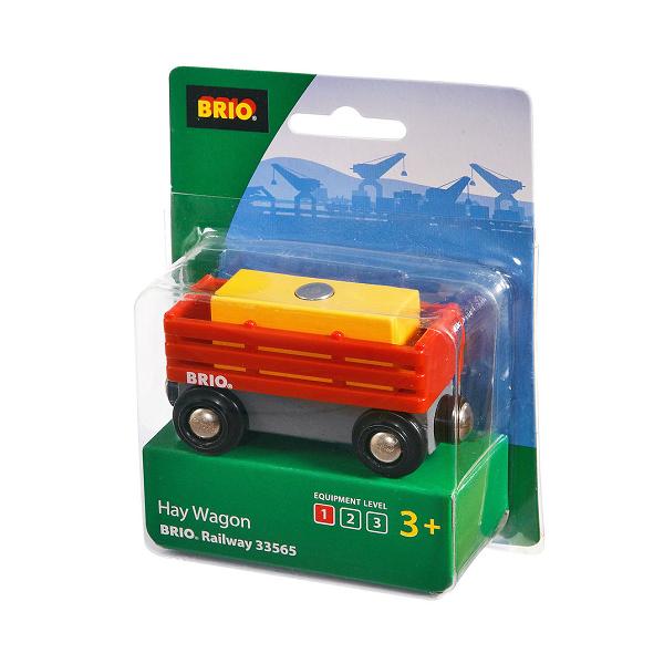 Høvogn - 33565 - BRIO Tog