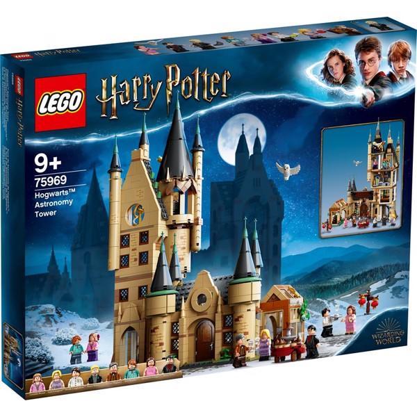 Image of Hogwarts Astronomitårnet - 75969 - LEGO Harry Potter (75969)