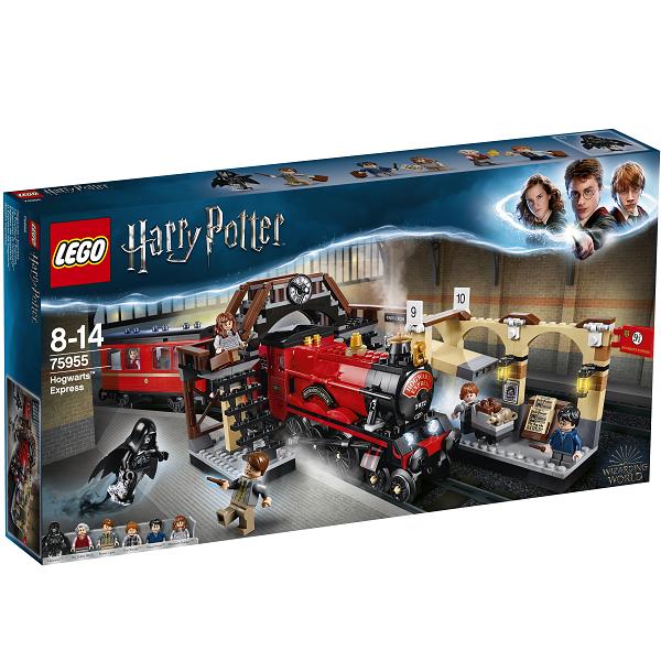 Image of Hogwarts-ekspressen - 75955 - LEGO Harry Potter (75955)